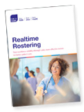 Realtime Rostering brochure.